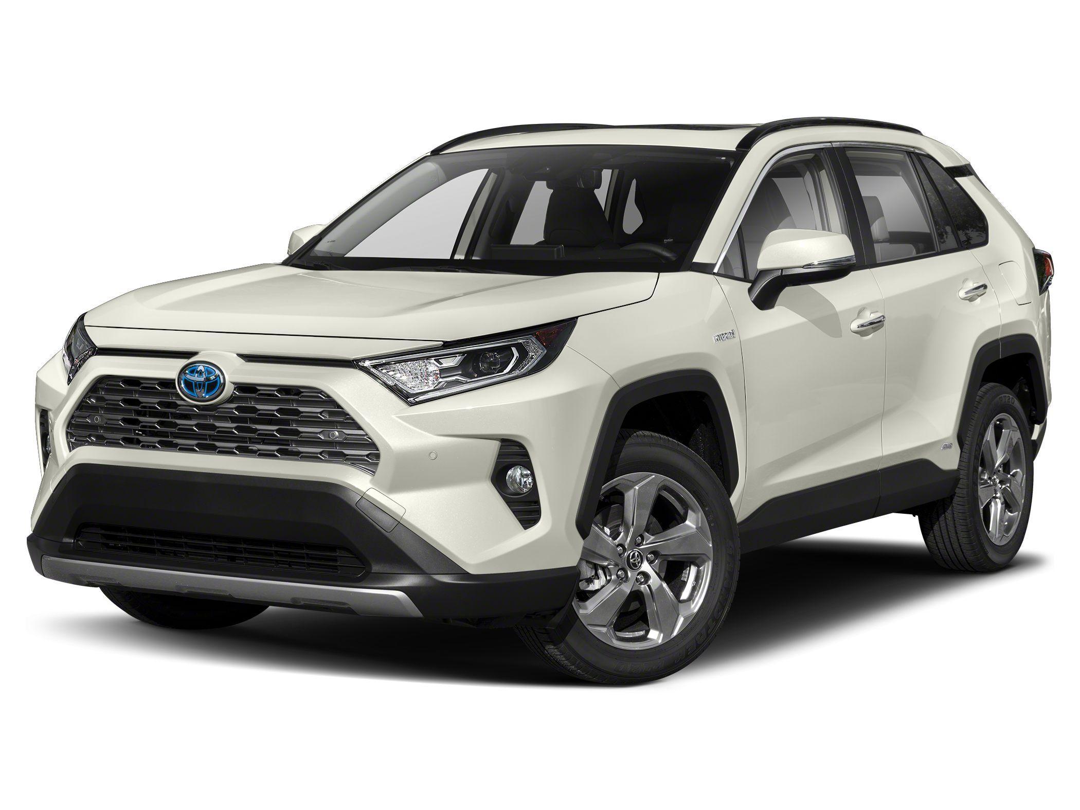 2019 Toyota RAV4 Hybrid SUV