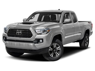 New 2019 Toyota Tacoma TRD Sport V6 Truck Access Cab