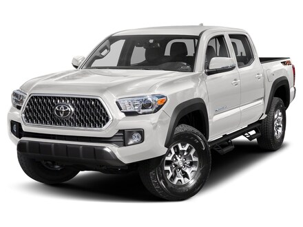 2019 Toyota Tacoma 4WD TRD OFF Road Double CAB 5