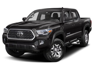 Used  2019 Toyota Tacoma TRD Off Road V6 Truck Double Cab 3TMCZ5AN1KM257081 for sale near you in Spokane, WA