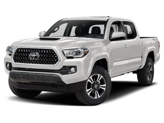 New 2019 Toyota Tacoma TRD Sport V6 Truck Double Cab for sale or lease in San Jose, CA