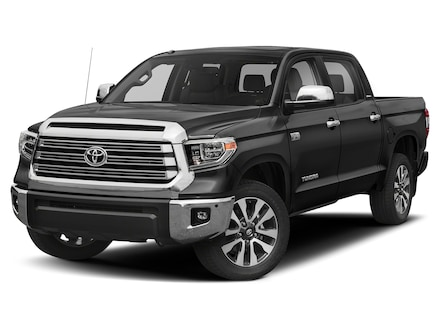 2019 Toyota Tundra 1794 Edition TRD Off-Road Truck CrewMax