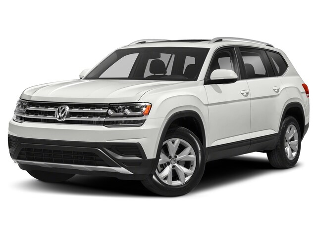 Featured pre-owned vehicles 2019 Volkswagen Atlas 2.0T SE SUV for sale near you in Chico, CA