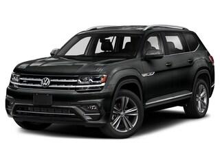 2019 Volkswagen Atlas 3.6L V6 SE w/Technology R-Line 4MOTION SUV 1V2XR2CA3KC503753 W2414