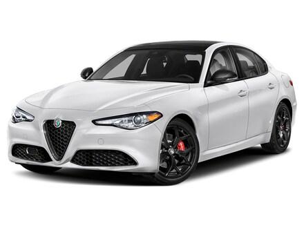 2020 Alfa Romeo Giulia Ti SPORT RWD Sedan