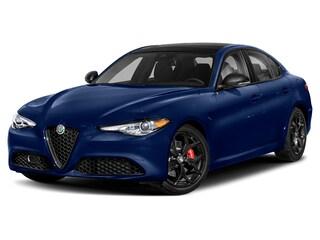 2020 Alfa Romeo Giulia Ti LUSSO AWD Sedan