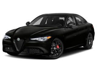 2020 Alfa Romeo Giulia Ti AWD Sedan