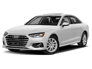 2020 Audi A4 45 Premium Plus Sedan