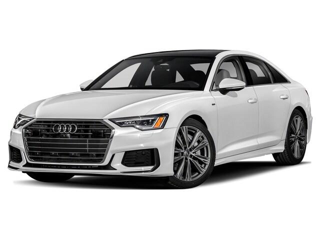 New 2020 Audi A6 55 Premium Plus Sedan in Salt Lake City, UT
