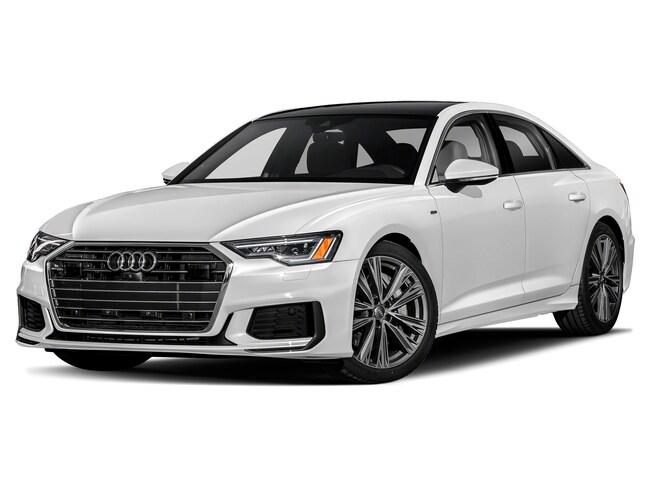 2020 Audi A6 55 Premium Plus Sedan