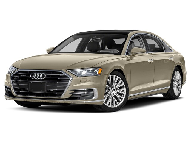 New 2020 Audi A8 L 60 Sedan for sale near Milwaukee