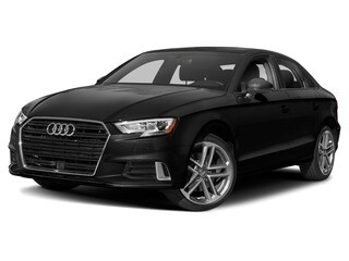 New 2020 Audi A3 2.0T S line Premium Sedan for sale in Houston