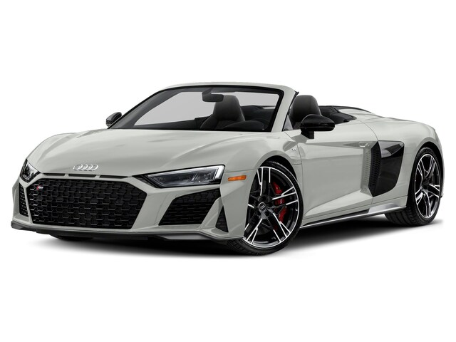 2020 Audi R8 5.2 V10 performance Spyder