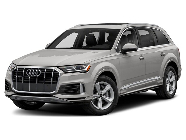 2020 Audi Q7 55 Premium Plus SUV in Lafayette, IN