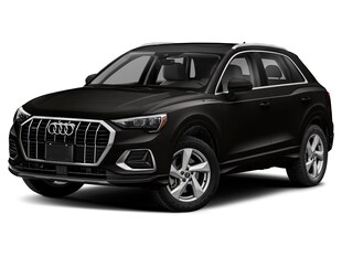 2020 Audi Q3 45 S line Prestige SUV