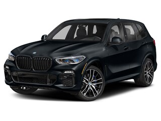 New 2020 BMW X5 M50i SAV for sale in Torrance, CA at South Bay BMW