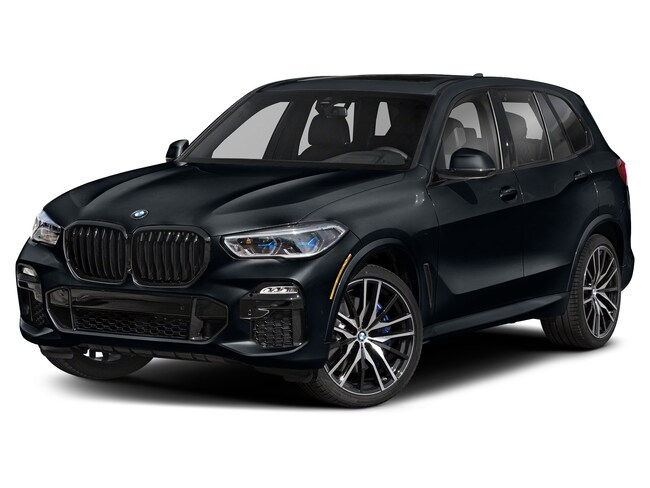 New 2020 BMW X5 M50i SAV in Boston