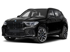 New 2020 BMW X5 M Competition SAV for Sale in Schaumburg, IL at Patrick BMW