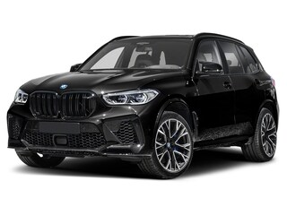 2020 BMW X5 M Competition SUV