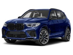 New 2020 BMW X5 M Competition SAV for sale in Latham, NY at Keeler BMW