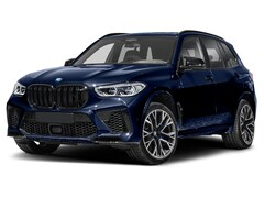 New 2020 BMW X5 M Competition Sports Activity Vehicle SAV for sale in Jacksonville, FL at Tom Bush BMW Jacksonville