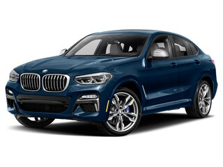 2020 BMW X4 M40i Sports Activity Coupe