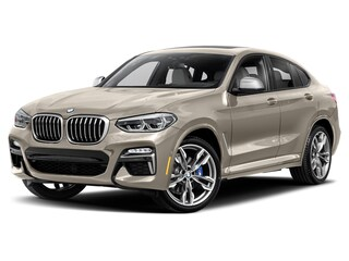 New 2020 BMW X4 M40i Sports Activity Coupe Sudbury, MA