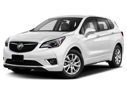 Featured Used 2020 Buick Envision Essence SUV for Sale in Greater Auburn, NY