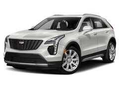 New 2020 CADILLAC XT4 Premium Luxury SUV in Sioux Falls