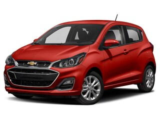 New 2020 Chevrolet Spark LT w/1LT CVT Hatchback 00300629 for sale in Harlingen, TX
