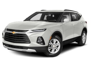 Certified Used 2020 Chevrolet Blazer LT SUV near Dodge City, KS