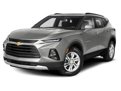 New 2020 Chevrolet Blazer LT w/3LT SUV Winston Salem, North Carolina