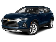New 2020 Chevrolet Blazer LT w/2LT SUV near Escanaba, MI