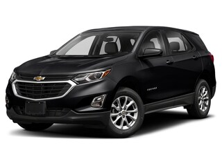 Used 2020 Chevrolet Equinox LS Sport Utility in Raynham, MA