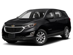 New 2020 Chevrolet Equinox LS w/1LS SUV AWD for sale in New Jersey