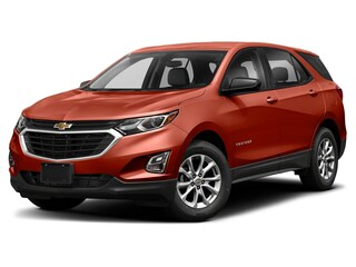 New 2020 Chevrolet Equinox LS w/1LS SUV L2067 for sale near Cortland, NY