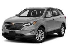 Used Vehicles 2020 Chevrolet Equinox LT SUV in Mitchell, SD