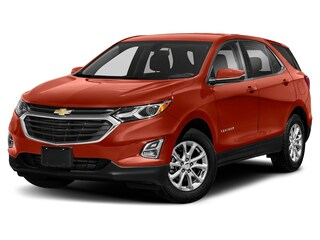 New 2020 Chevrolet Equinox LT w/1LT SUV L2093 for sale near Cortland, NY