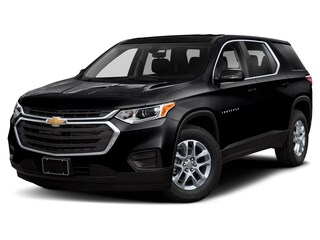 New 2020 Chevrolet Traverse LS w/1LS SUV in San Benito, TX
