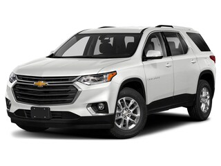 New 2020 Chevrolet Traverse LT Cloth SUV for sale in Dodge City, KS