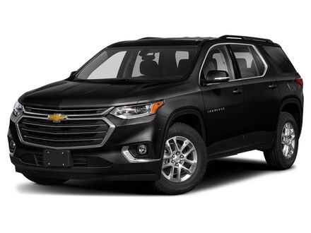 Featured Used 2020 Chevrolet Traverse LT Leather FWD  LT Leather for sale in Waycross, GA