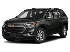 New 2020 Chevrolet Traverse LT Leather SUV for Sale in Frankfort, Lansing, & Bradley, IL