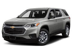 New 2020 Chevrolet Traverse LS w/1LS SUV AWD for sale in New Jersey