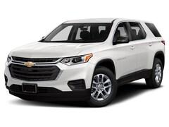 New 2020 Chevrolet Traverse LS w/1LS SUV Winston Salem, North Carolina