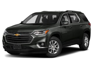 2020 Chevrolet Traverse AWD 4dr RS Sport Utility