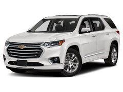 2020 Chevrolet Traverse Premier SUV for sale in Layton at Young Chevrolet of Layton