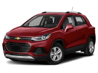 New 2020 Chevrolet Trax LT SUV L2087 for sale near Cortland, NY