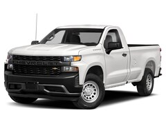 New 2020 Chevrolet Silverado 1500 Work Truck Truck Regular Cab 4WD for sale in New Jersey