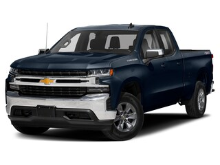 New 2020 Chevrolet Silverado 1500 LT Truck Double Cab L2168 for sale near Cortland, NY
