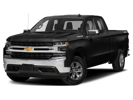 2020 Chevrolet Silverado 1500 LT Truck Double Cab